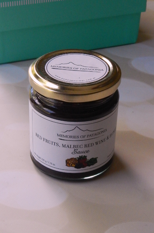 One of the items in the Try the World Argentina Box was a jar of Memories of Patagonia Malbec Wine Marinade #trytheworld #food #subscriptionbox #foodsubscription #foodie