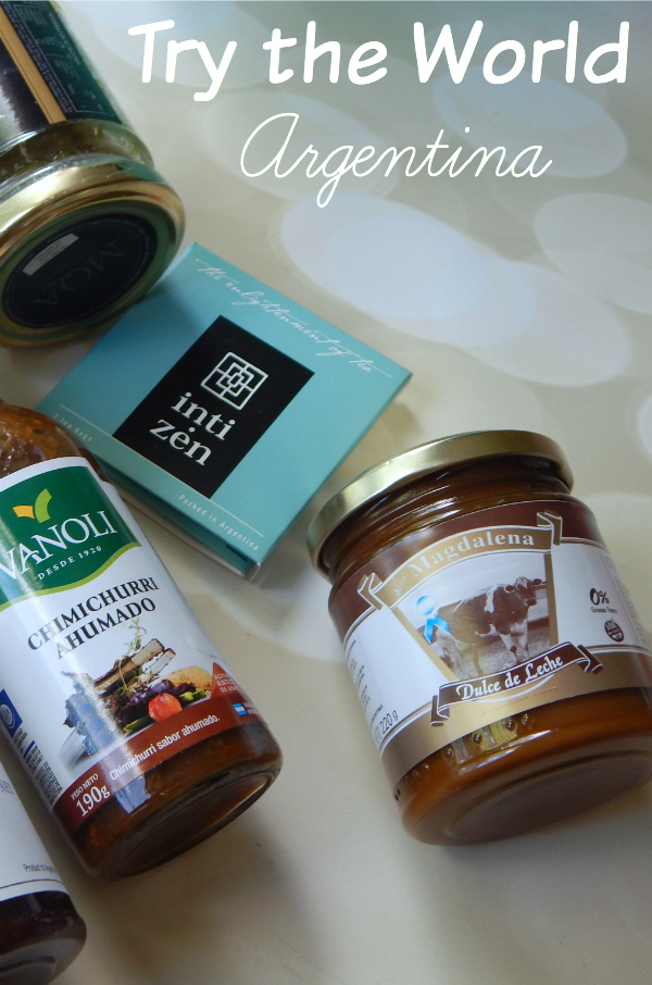 Come find out what all was in the Try the World Argentina Box #trytheworld #food #subscriptionbox #foodsubscription #foodie