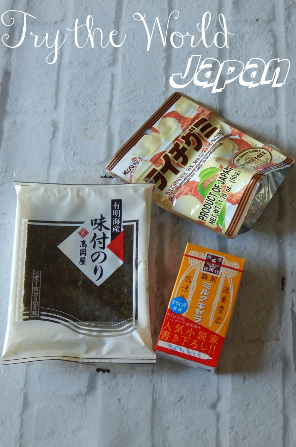 Just a few of the products in the Japan Try the World Box. To see more of what was in the box head over to the blog post by clicking the image #trytheworld #japan #foodie #culinary #subscriptionbox
