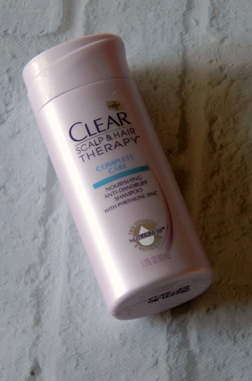 Clear Scalp & Hair Theraphy