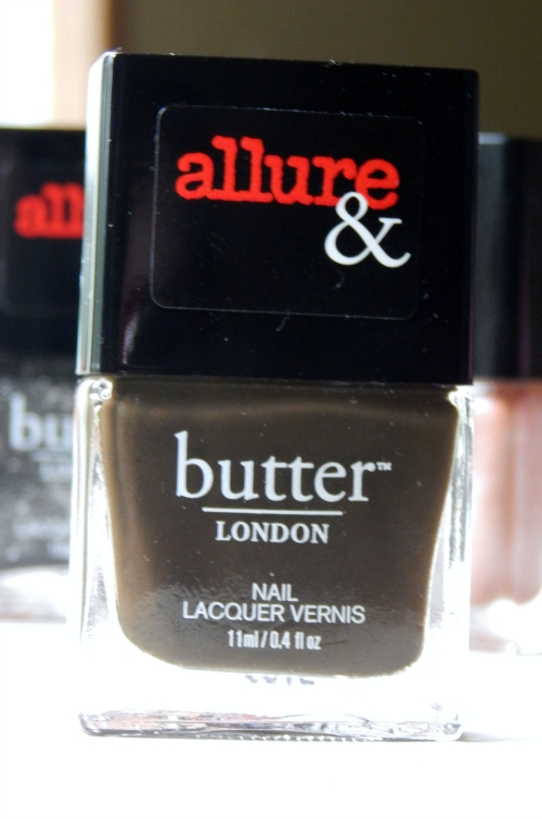 Allure & butterLONDON Arm Candy Collection Lust or Must #butterLONDON #allure #nails #nailpolish #beauty #beautyblogger #lustormust