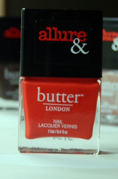 Allure & butterLONDON Arm Candy Collection Statement Piece #butterLONDON #allure #nails #nailpolish #beauty #beautyblogger #statementpiece