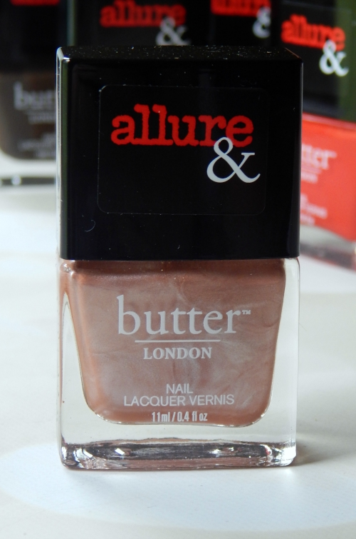 Allure & butterLONDON Arm Candy Collection I'm on the List #butterLONDON #allure #nails #nailpolish #beauty #beautyblogger #imonthelist