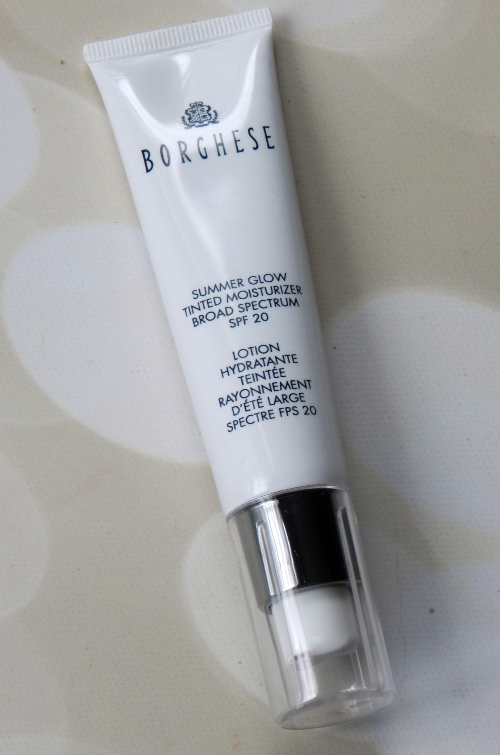 5 Products I'm Loving this Summer Borghese Summer Glow Tinted Moisturizer #eBayInspired #makeup #beauty #beautyblogger #bbloggers #summerglow #borghese