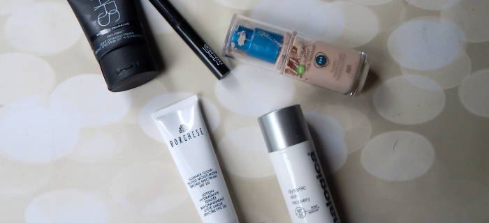 5 Products I'm Loving this Summer Featured Image #eBayInspired #makeup #beauty #beautyblogger #bbloggers #dermalogica #nars #covergirl #maccosmetics #borghese #summerglow