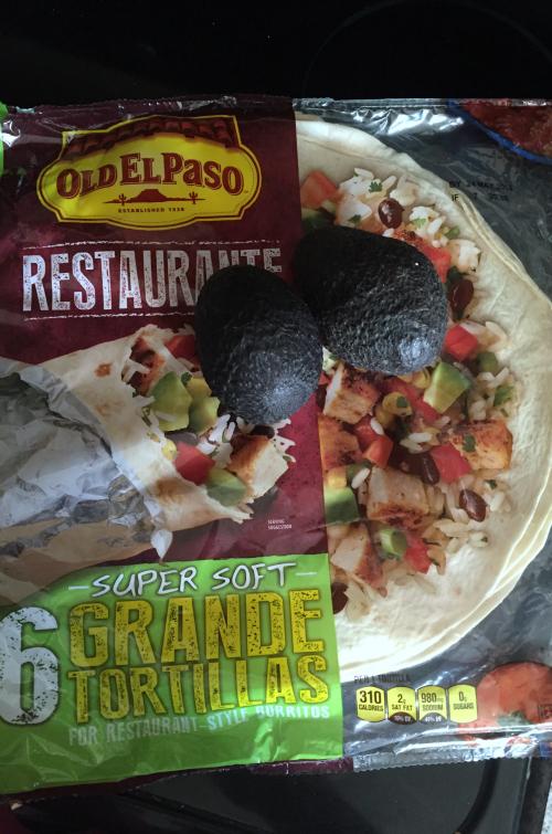 Mini Taco Salads Old El Paso Shells and Avocados #food #tacos #tacosalad #OEPGameDay #sp