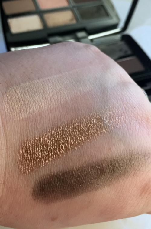butter LONDON Shadow Clutch Linen, Quartz, and Camo Swatches #beauty #bbloggers #butterlondon #shadowmuse #eyeshadow #shadowclutch #cosmetics #makeup
