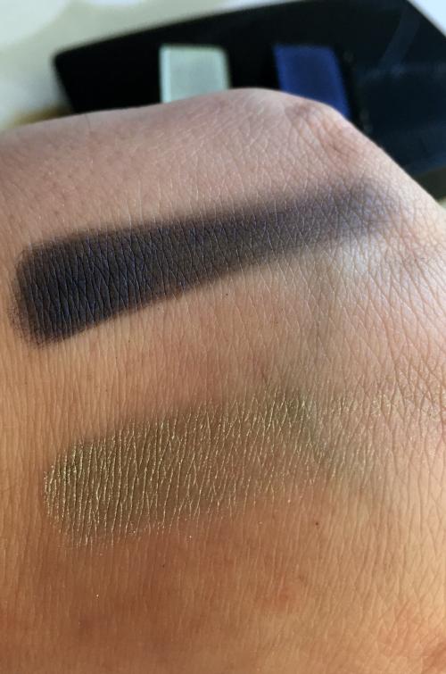 butter LONDON Shadow Clutch Moody Blues Swatches #beauty #bbloggers #butterlondon #shadowmuse #eyeshadow #shadowclutch #cosmetics #makeup