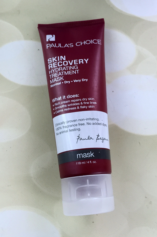 Paula's Choice Skin Recovery First Impression Mask #beauty #bbloggers #skincare #PrimpLovesPaula #PaulasChoiceSkinCare #PowerPrimper