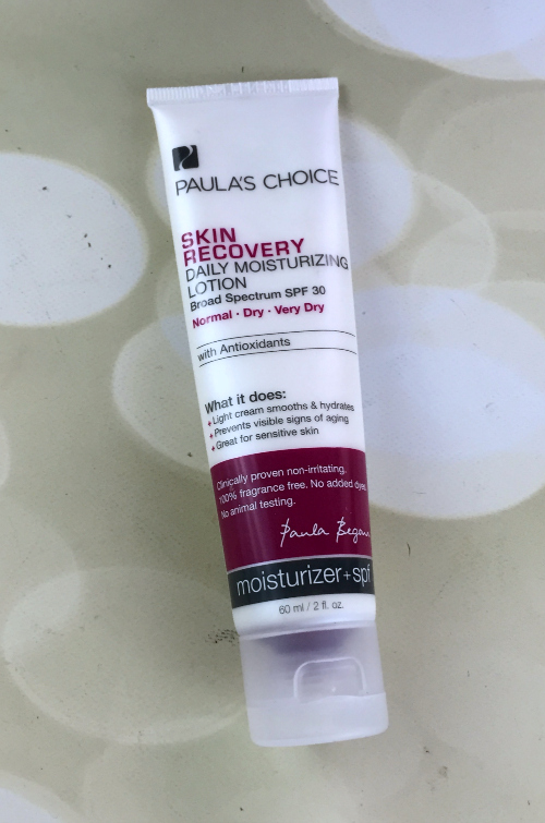 Paula's Choice Skin Recover First Impression Morning Moisturizer #beauty #bbloggers #skincare #PrimpLovesPaula #PaulasChoiceSkinCare #PowerPrimper