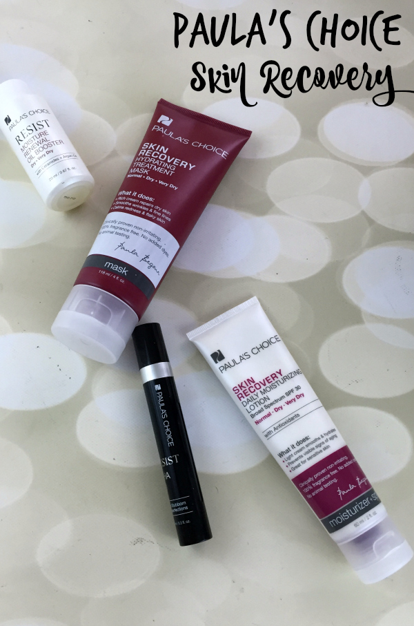 Paula's Choice Skin Recovery First Impression #beauty #bbloggers #skincare #PrimpLovesPaula #PaulasChoiceSkinCare #PowerPrimper