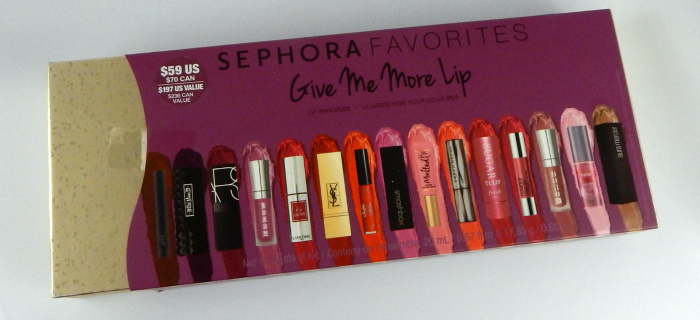 Sephora Favorites Give Me More Lip Featured Image #beauty #bbloggers #sephora #sephorafavorites #lipstick