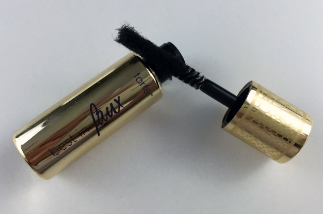 Sephora Favorites Lashstash Tarte Best in Faux Fibers #beauty #bbloggers #sephora #sephorafavorites #lashstash #tarte