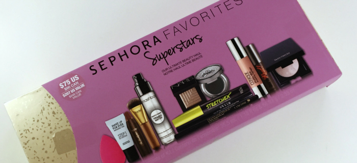 Sephora Favorites Superstars Unboxing Featured Image #beauty #bbloggers #sephora #sephorafavorites #superstars