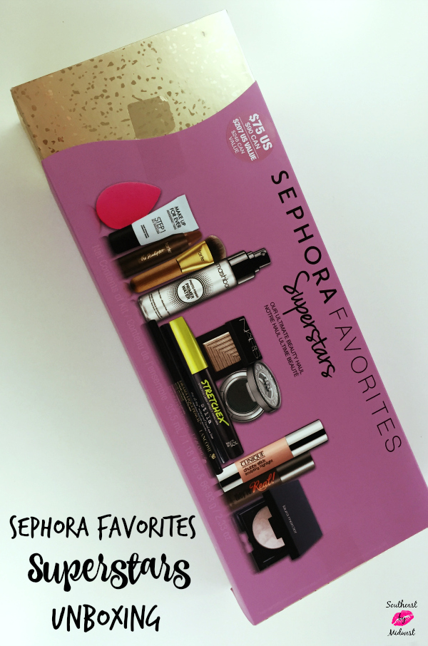 Sephora Favorites Superstars Unboxing #beauty #bbloggers #sephora #sephorafavorites #superstars