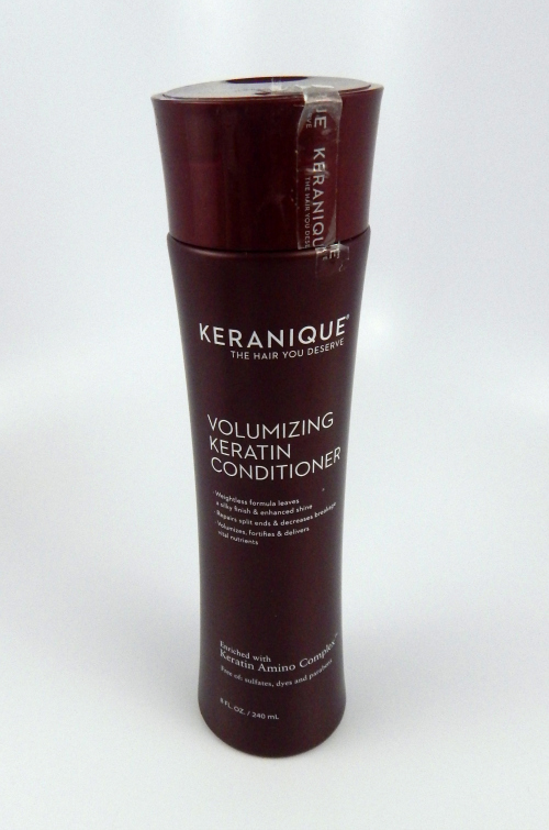 Keranique Volumizing Keratin Conditioner #beauty #bbloggers #hair #keraniquehair #iFabboMember