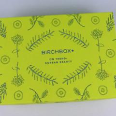 January Korean Beauty Birchbox