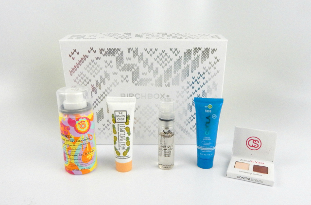 December Beauty Boxes Birchbox #beauty #bbloggers #beautyboxes #subscriptionbox #birchbox