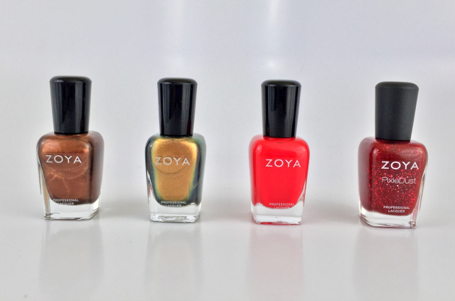 Zoya Haul Group 4 #beauty #bbloggers #nails #nailpolish #zoya #beautyhaul #everydayzoya