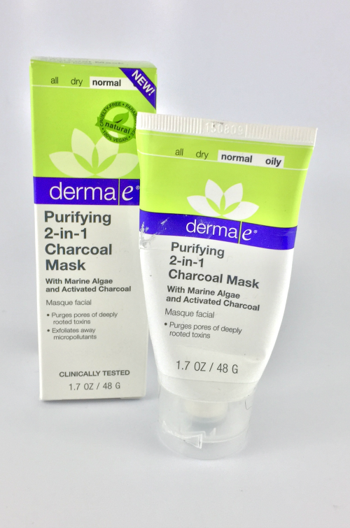 derma e Charcoal Mask Bottle || Southeast by Midwest #beauty #bbloggers #dermae #dermaedetox #ulta