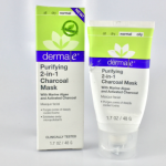 derma e Charcoal Mask Featured Image || Southeast by Midwest #beauty #bbloggers #dermae #dermaedetox #ulta