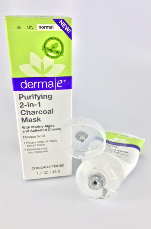 derma e Charcoal Mask Nozzle || Southeast by Midwest #beauty #bbloggers #dermae #dermaedetox #ulta