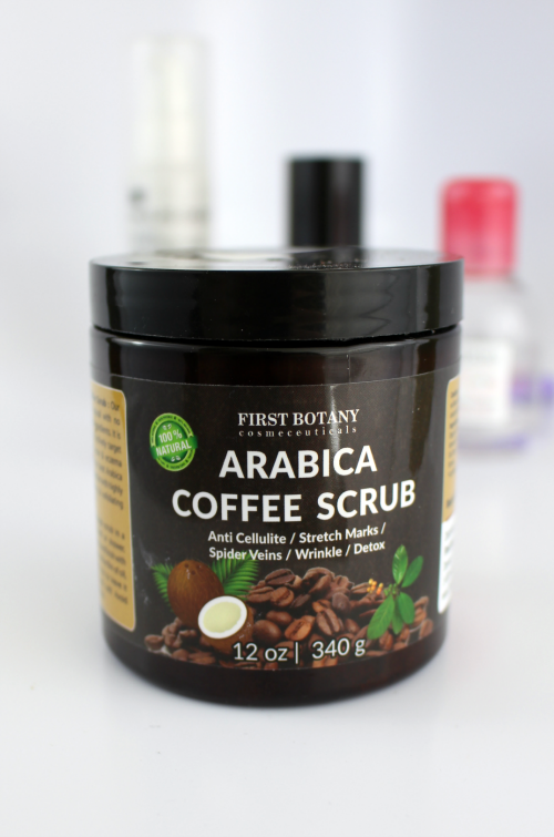2016 Favorites: March First Botany Arabica Coffee Scrub || Southeast by Midwest #beauty #bbloggers #favorites #firstbotany