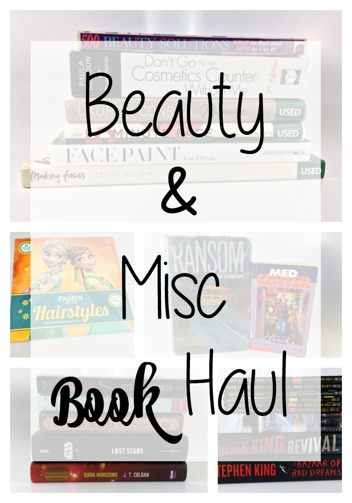 Beauty and Misc Book Haul || Southeast by Midwest #beauty #bbloggers #book #haul #bookhaul