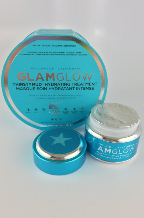 GlamGlow ThirstyMud Protective Barrier || Southeast by Midwest #beauty #bbloggers #glamglow #thirstymud #skincare