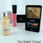 One Brand Tutorial: L'Oréal || Southeast by Midwest #bbloggers #beauty #tutorial #LOrealMakeup