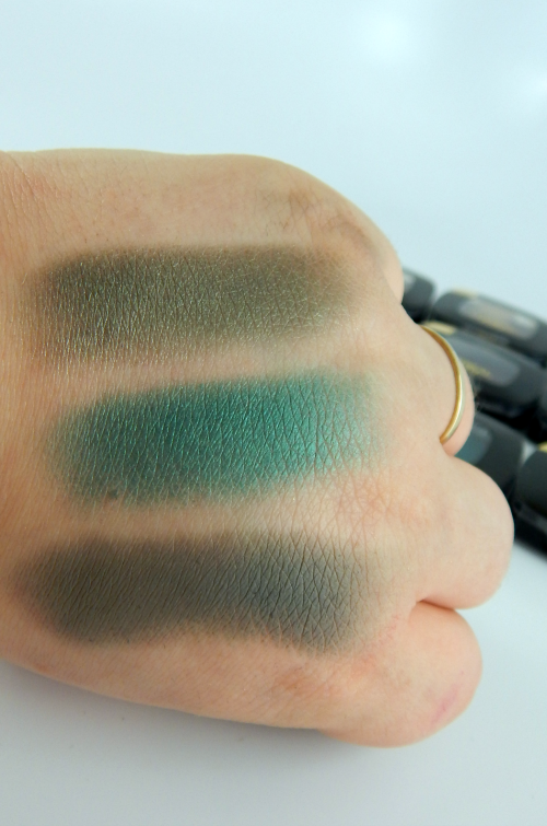 One Brand Tutorial: L'Oréal Eye Shadow Swatches 4 || Southeast by Midwest #bbloggers #beauty #tutorial #LOrealMakeup