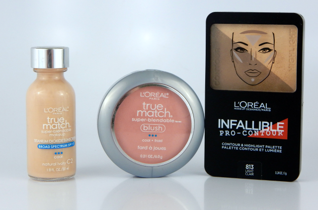 One Brand Tutorial: L'Oréal Face Products || Southeast by Midwest #bbloggers #beauty #tutorial #LOrealMakeup