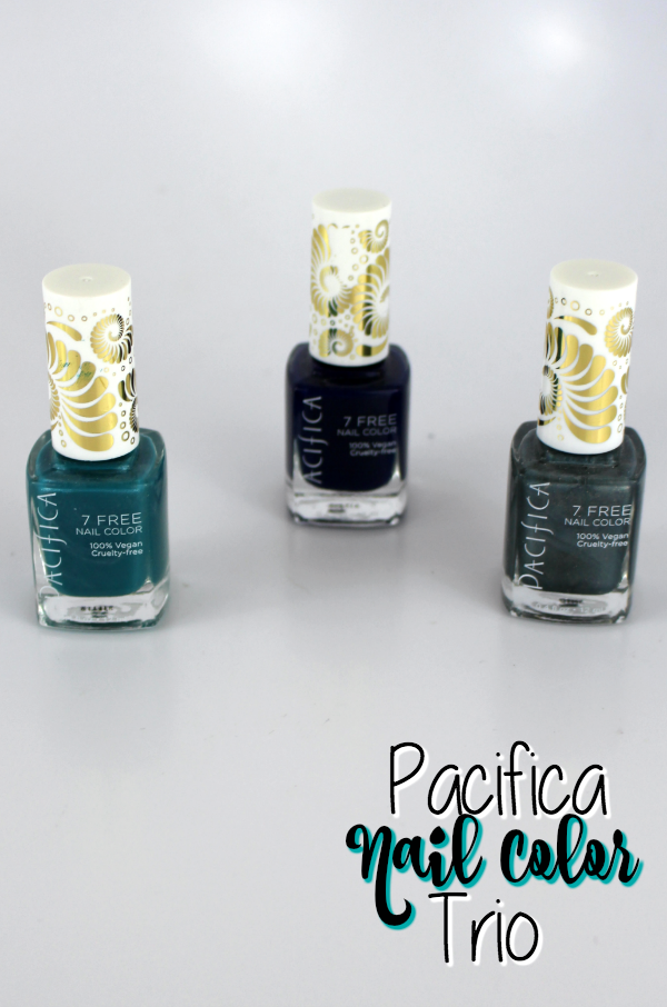 Pacifica Nail Color Trio || Southeast by Midwest #beauty #bbloggers #ManiMonday #vegan #crueltyfree #naillove #nailjunkie #7FreeNailPolish
