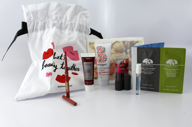 Sephora Play Box: May 2016 Contents || Southeast by Midwest #beauty #bbloggers #subscriptionbox #sephoraplay