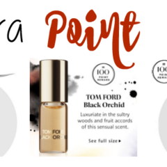 May Sephora Point Perks