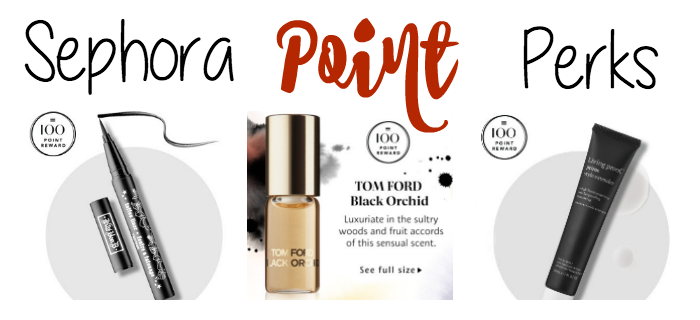 Sephora Point Perks Featured Image    Southeast by Midwest #beauty #bbloggers #sephora