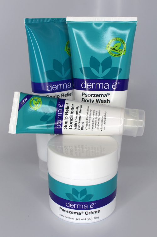 derma e Psorzema Hair and Skin Products Last Photo || Southeast by Midwest #beauty #bbloggers #skincare #haircare #dermae #eczema