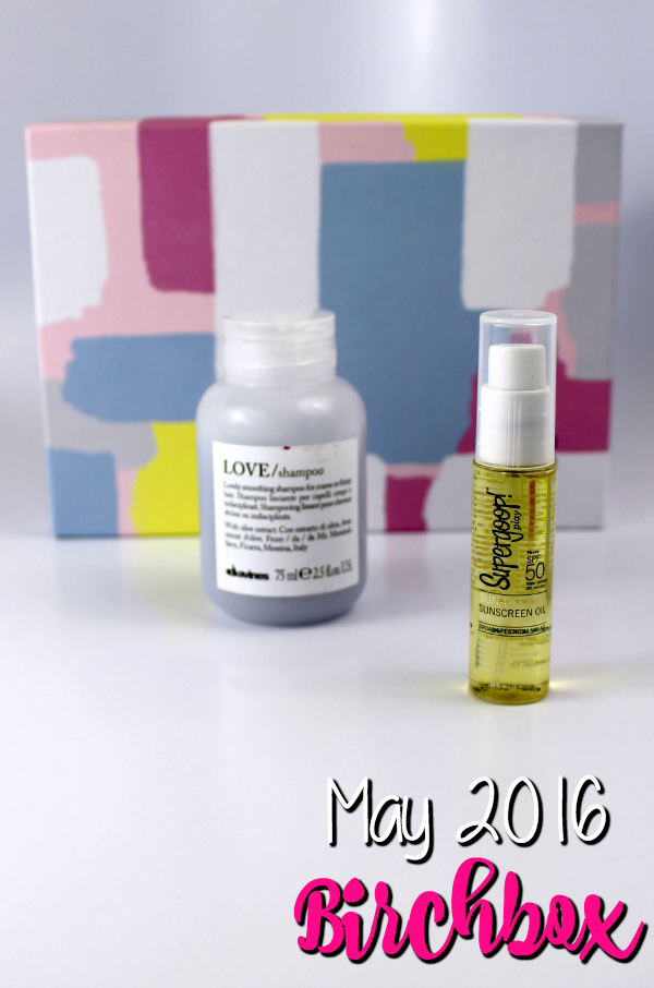 Birchbox: May 2016 || Southeast by Midwest #beauty #bbloggers #subscriptionbox #birchbox