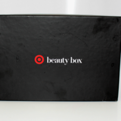 Target Beauty Box: June 2016