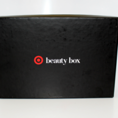 Target Beauty Box for Him: June 2016