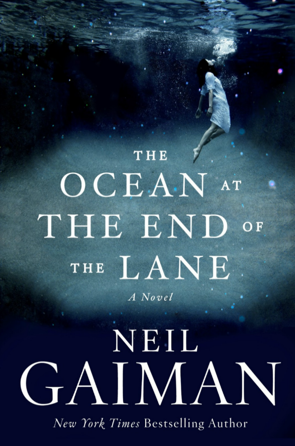 The Ocean at the End of the Lane by Neil Gaiman || Southeast by Midwest #literary #books #bookreview