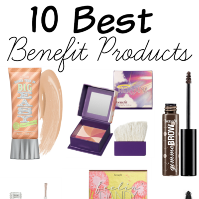10 Best Benefit Products Popular Post || Southeast by Midwest #beauty #bbloggers #benefitcosmetics