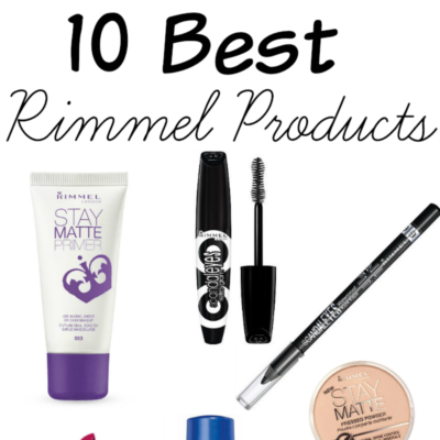 10 Best Rimmel Products Popular Post || Southeast by Midwest #beauty #bbloggers #rimmel