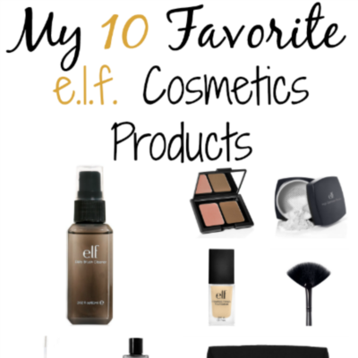 10 Favorite elf Cosmetics Products Popular Posts || Southeast by Midwest #beauty #bbloggers #elfcosmetics