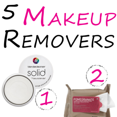 5 Makeup Removers Popular Post || Southeast by Midwest #beauty #bbloggers #makeupremover