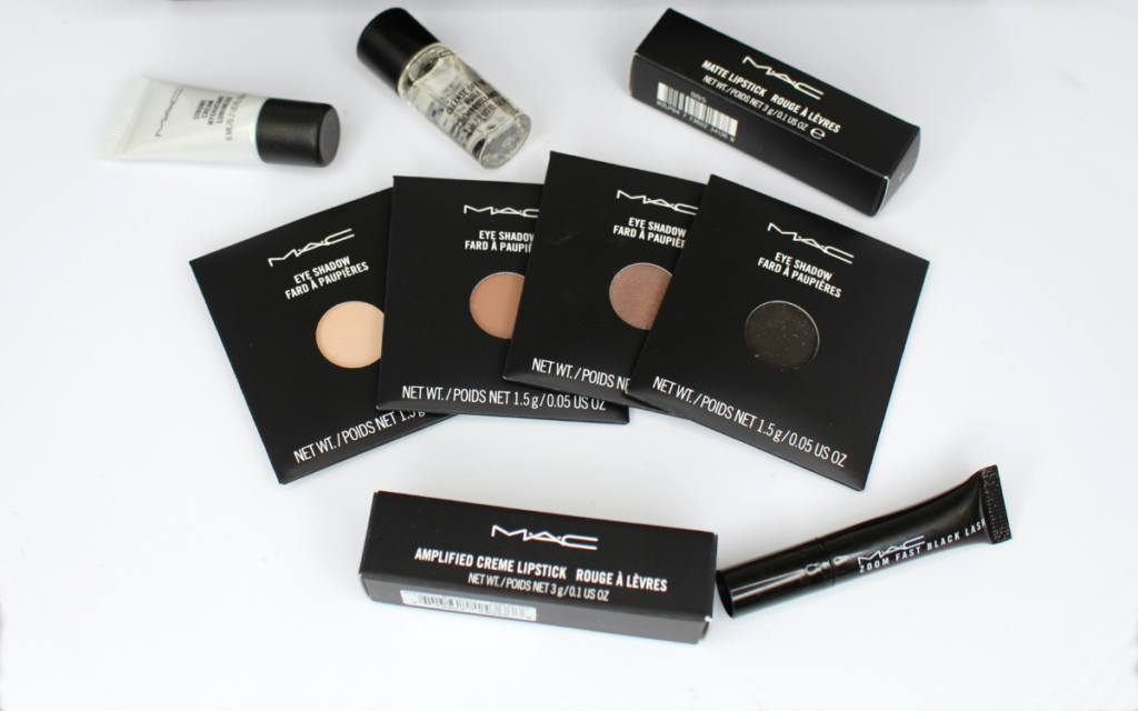 MAC Haul with Swatches Featured Image || Southeast by Midwest #beauty #bblogger #MacCosmetics #haul