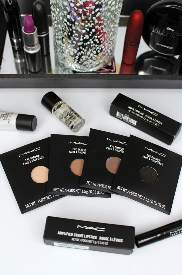MAC Haul with Swatches    Southeast by Midwest #beauty #bblogger #MacCosmetics #haul