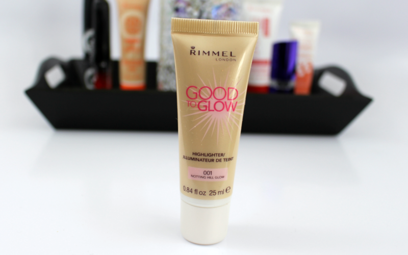 Rimmel Good to Glow Highlighter Review