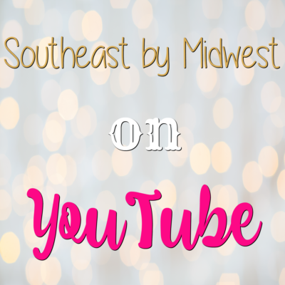 Southeast by Midwest on YouTube || Southeast by Midwest #beauty #bbloggers #youtube #southeastbymidwest