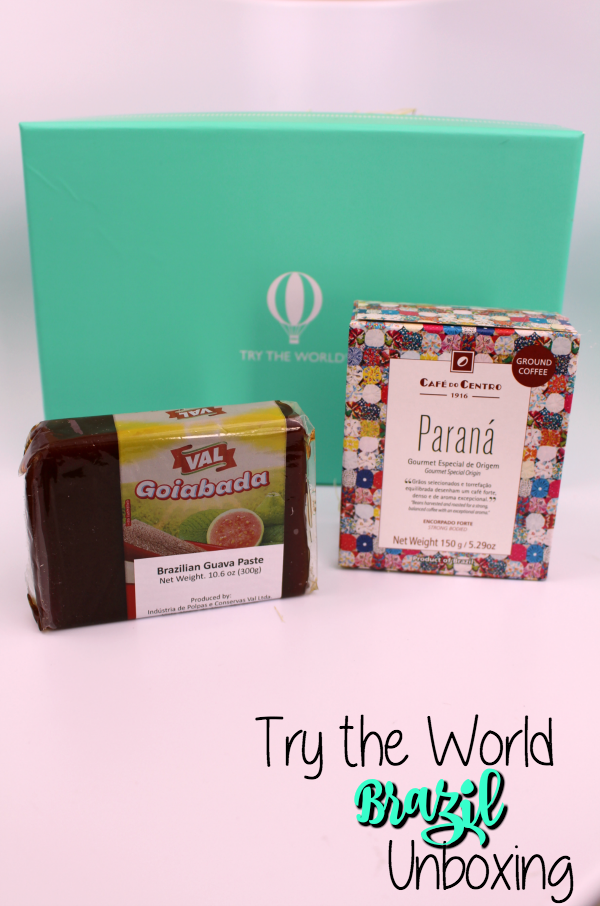 Try the World Brazil || Southeast by Midwest #trytheworld #subscriptionbox